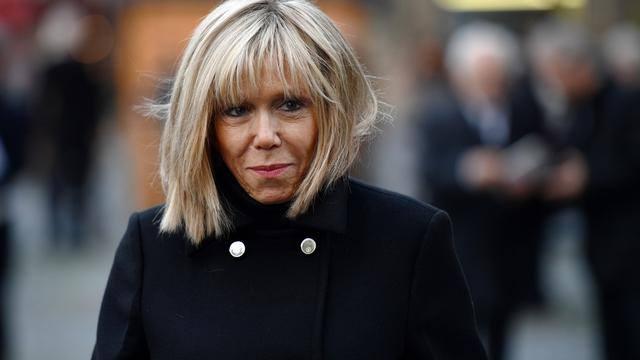 France / Présidentielles: Brigitte Trogneux, la probable prochaine Dame