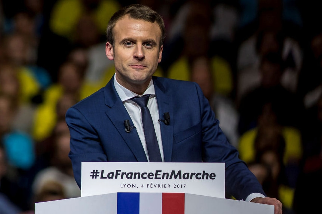 Présidentielle en France: la presse internationale salue Macron au 2e tour