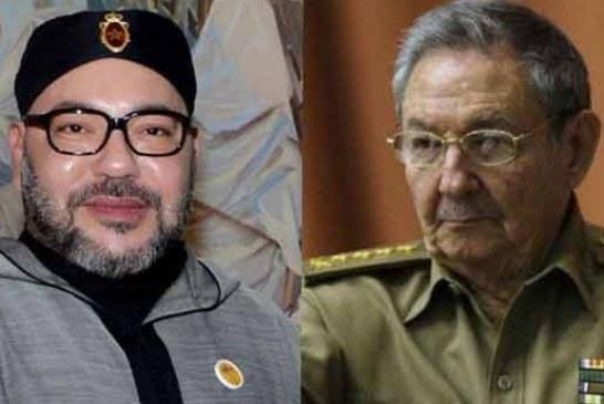 Cuba rétablit ses relations avec le Maroc mais soutient le Sahara occidental
