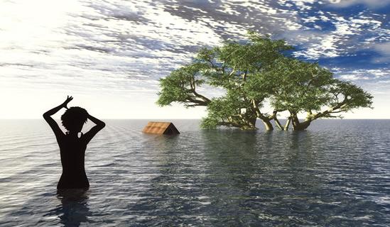 Sénégal/ Environnement : Le niveau des océans pourrait augmenter de plus de 20 mètres