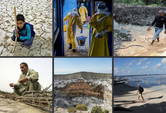 Scénarios : que se passera-t-il en Afrique d'ici 2050 si le réchauffement climatique dépasse 2°C ?