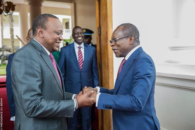 Diplomatie : Le Président Talon explore des opportunités au Kénya