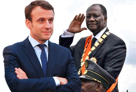 Chronique de Martin Mbita : Macron et les Tontons Africains