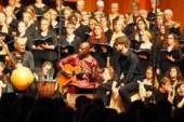Suisse : 3000 spectateurs conquis par ''Reine Pokou'' à Montreux