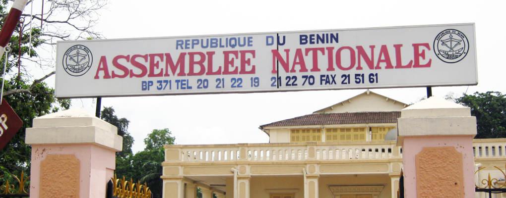 Bénin:  démarrage du processus d'installation de la huitième législature
