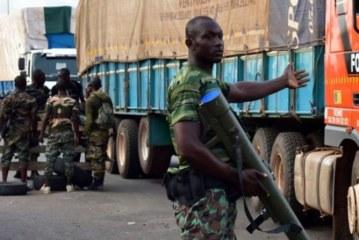 Côte d'Ivoire : ''Ce n'est pas un coup d'Etat'', soutiennent les mutins