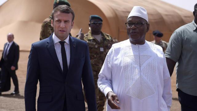 Le Mali accueille le Président Macron