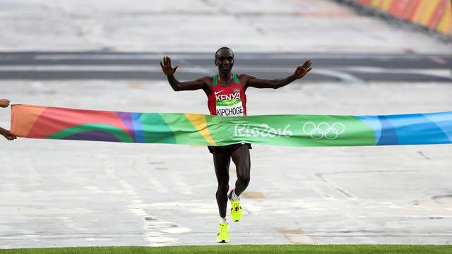 Sport : Le Kénya, point de mire de l'essai de marathon en moins de 2 h en Italie