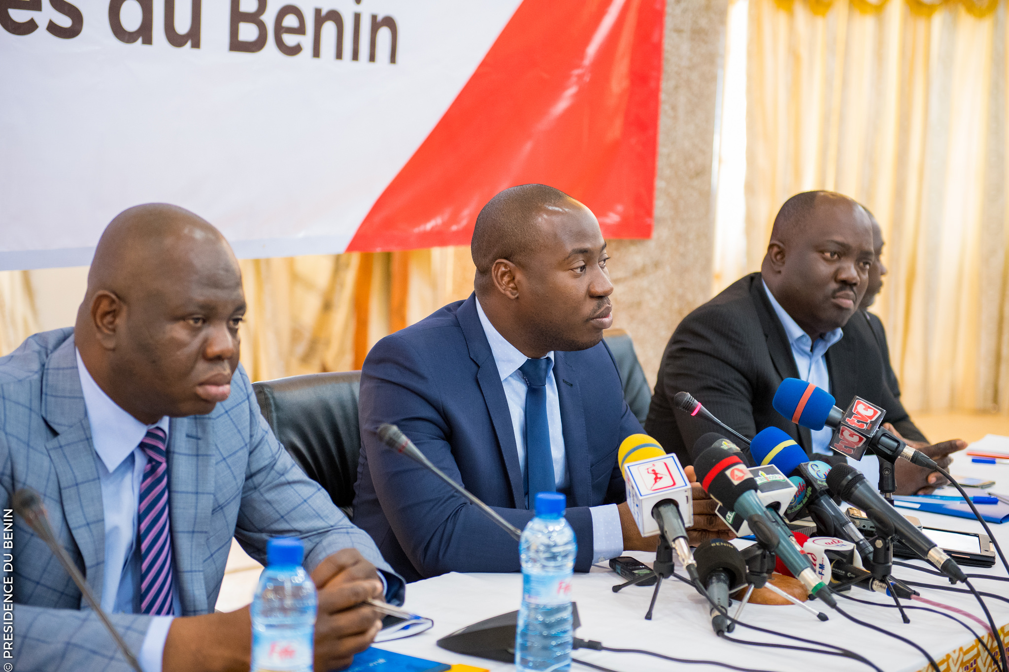 Bénin : Oswald Homeky et l'ANCB, le bloc pour la réussite des Associations Sportives Communales