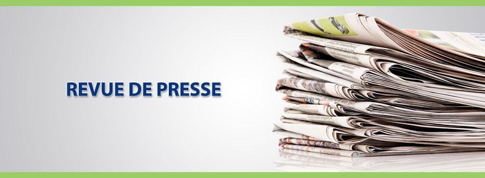 Revue de Presse : Les temps forts de l'actualité au Bénin