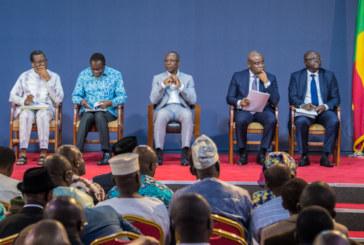 Bénin: Talon et les maires du Grand Nokoué dans une démarche concertée pour la réussite du PAG