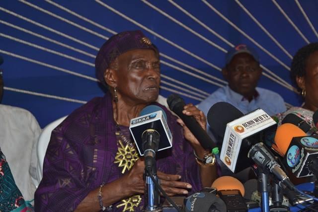 Bénin / Politique : Les frondeurs n'ont qu'un seul choix : soumission à Léhady ou démission dixit Rosine SOGLO