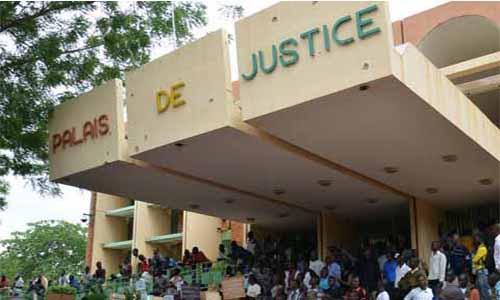 Burkina / Justice: Grève contre l'insécurité dans les tribunaux