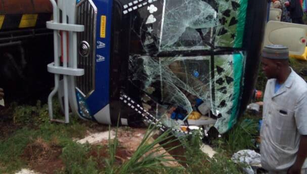 Bénin : une collision entre un train et un bus fait plusieurs morts