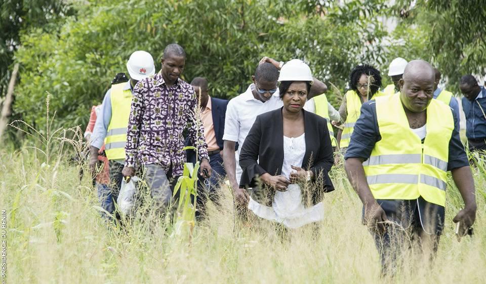 Bénin:le projet de déploiement de la fibre optique entre dans sa phase active