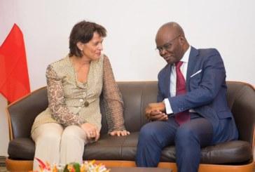 Diplomatie: Réchauffement des liens entre le Bénin et la Suisse