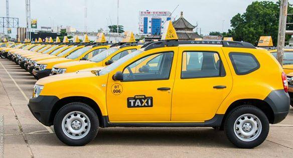 Transports urbains: «Bénin Taxi», la nouvelle flotte  lancée