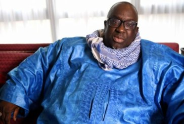 Athlétisme: le TAS confirme la suspension à vie de Papa Massata Diack
