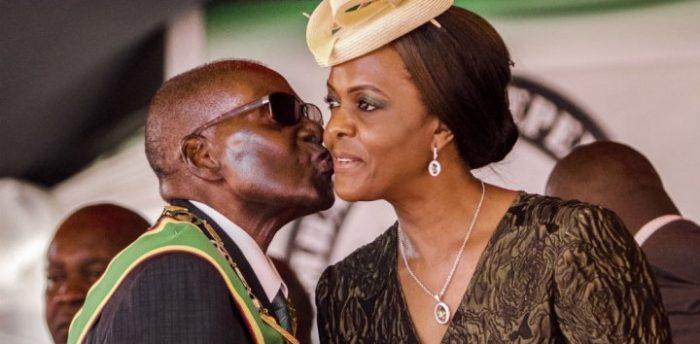 L' Afrique du Sud a accordé l'immunité diplomatique à Grace Mugabe