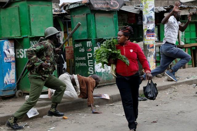 Quatre morts au Kenya, l'opposition crie à la fraude électorale