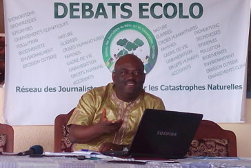 Bénin / Environnement: Le Commissaire Aristide Dagou invité de l'initiative «Débats Ecolo» d'août 2017