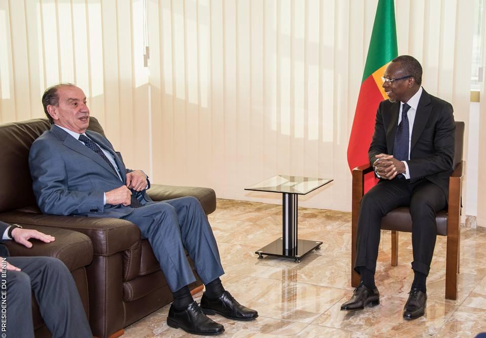 Diplomatie : le Ministre des Relations Extérieures du Brésil en visite au Bénin