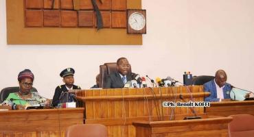 Rentrée parlementaire: Les défis de la session budgétaire de 2017