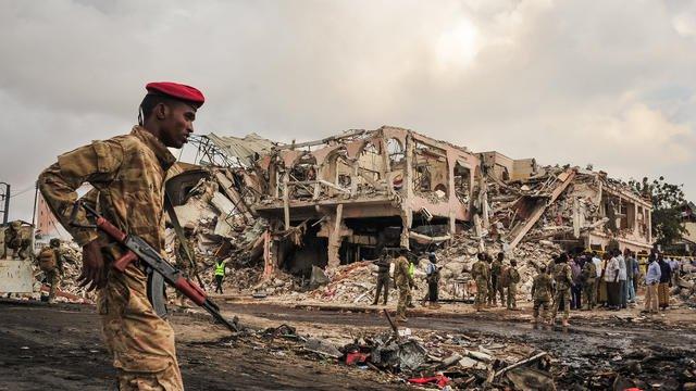 Attentat à Mogadiscio : au moins 137 morts, très difficiles à identifier