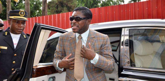 Biens mal acquis: Teodorin Obiang condamné à trois ans de prison avec sursis