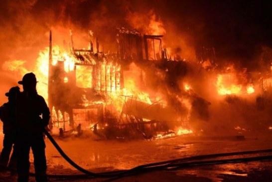 Cameroun: grave incendie à l'Assemblée nationale