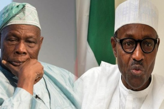 Nigeria: violente charge d'Olusegun Obasanjo contre le président Buhari
