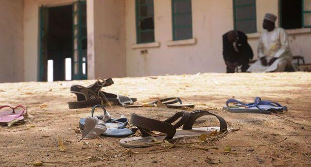 Nigeria: le gouvernement confirme la disparition de 110 élèves à Dapchi
