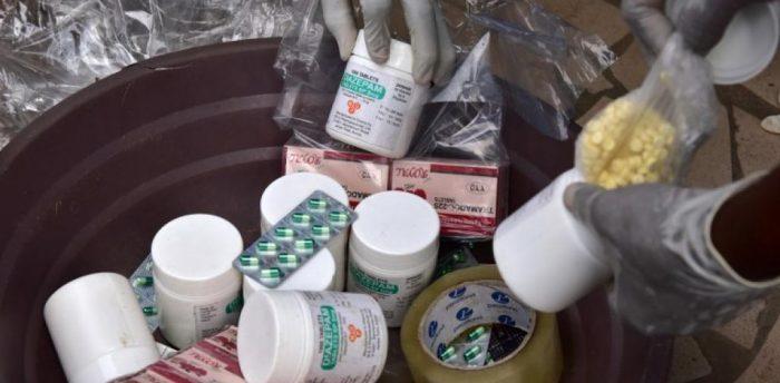 Bénin: affaire de faux médicaments, quatre ans de prison pour les accusés