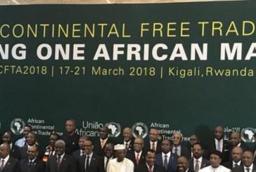 Zone de libre-échange en Afrique: 44 pays signent l'accord de Kigali