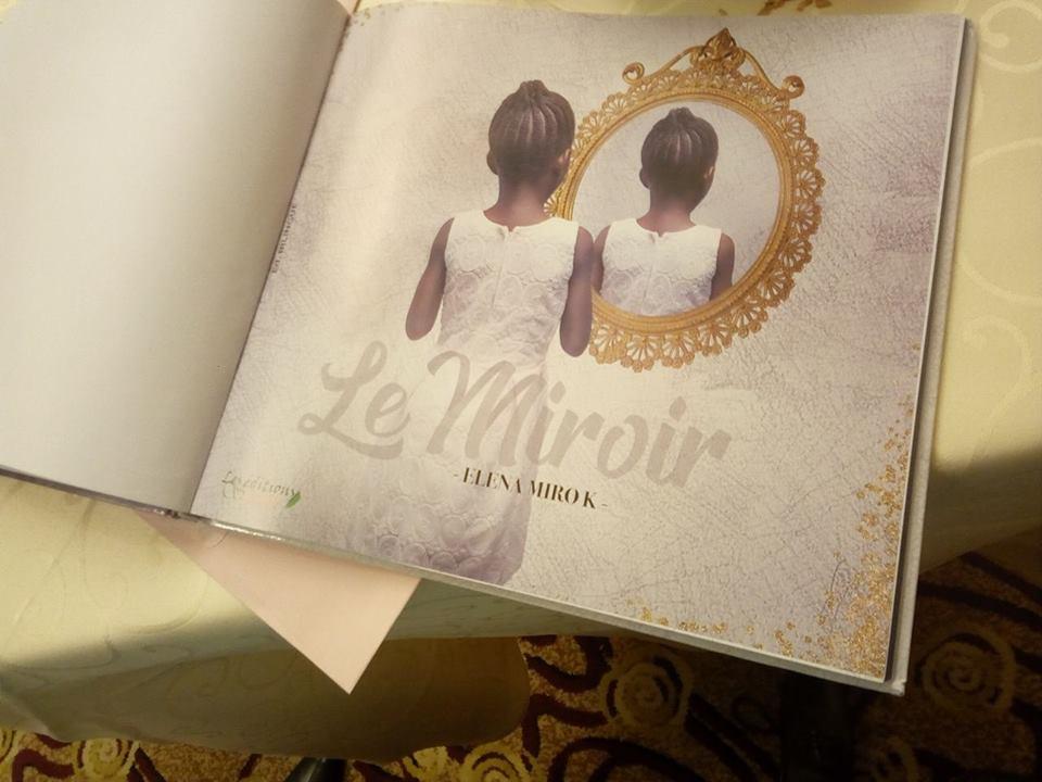 Lancement officiel de «Le Miroir» d'Elena