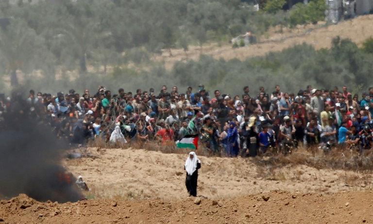 Transfert de l'ambassade américaine à Jérusalem: 41 Palestiniens tués à Gaza par des tirs israéliens