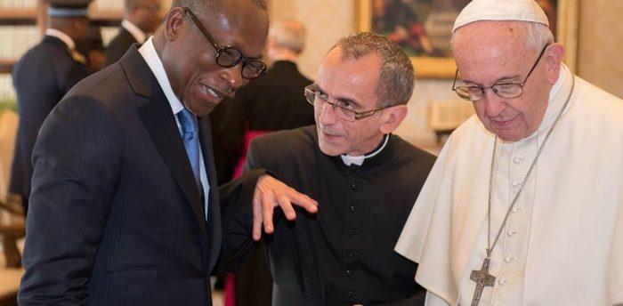 Bénin: les dessous de la visite de Patrice Talon au Vatican