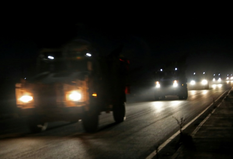 Syrie: Ankara envoie des renforts à Idleb après l'accord russo-turc