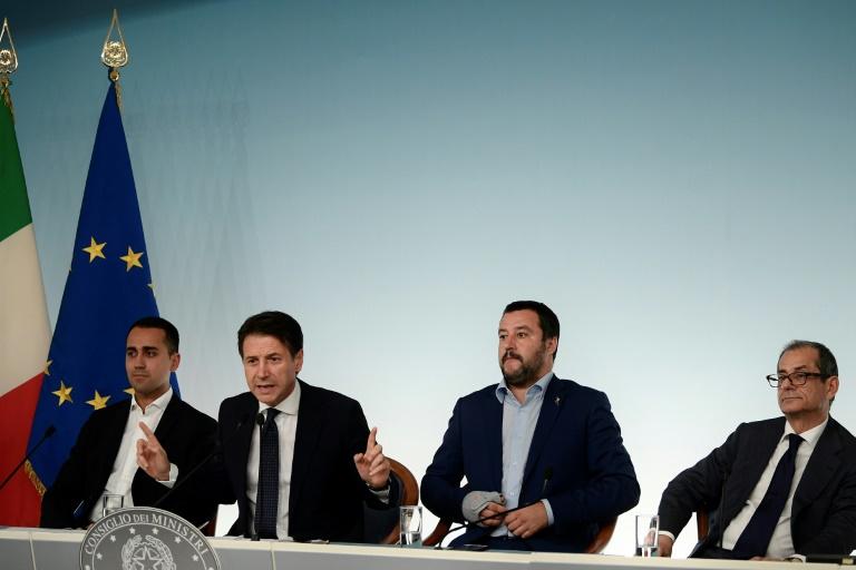 Budget italien : la zone euro appelle à Rome à «saisir la main tendue» par Bruxelles