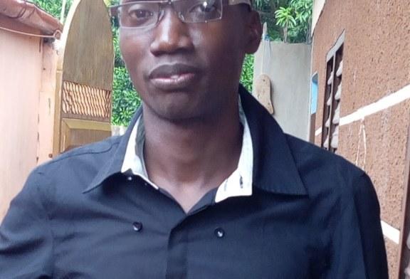 Entretien avec Bertrand ANANOU, jeune auteur béninois