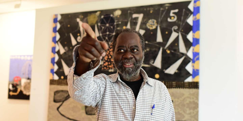 Retour événement du peintre Ouattara Watts