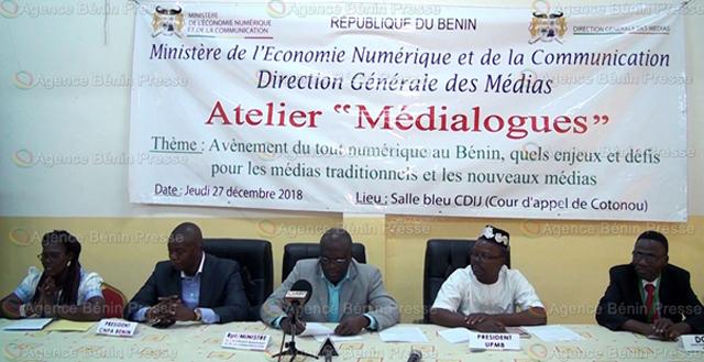 Médias : lancement de la  2ème édition des échanges entre les médias traditionnels et les nouveaux médias