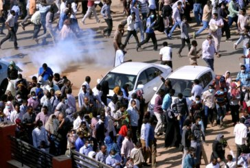 Soudan : nouvelle manifestation près de Khartoum, la police tire du gaz lacrymogène