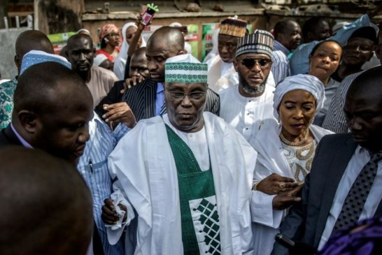 Présidentielle au Nigéria : l'opposition conteste la victoire de Buhari et saisit la justice
