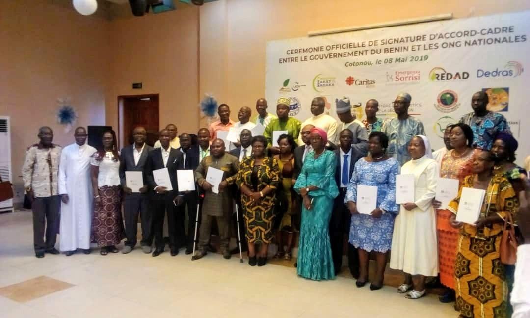 La Fondation Regard d'Amour gagne une fois encore la confiance du Benin