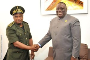 Bénin : les femmes de l'UP et le Préfet du plateau au cabinet du Président Vlavonou