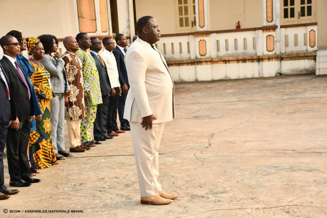 Bénin : le Président du parlement  met un point d'honneur à la restauration des valeurs républicaines