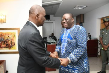 Bénin / investiture du Président Vlavonou : les premiers mots du Président du Parlement Ivoirien accueilli à Cotonou