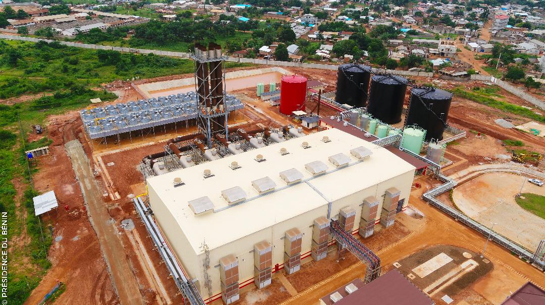 Bénin : la centrale électrique Maria Gléta 2 bientôt fonctionnelle