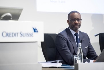 Côte-d'Ivoire : Tidjane Thiam réseaute à Bilderberg